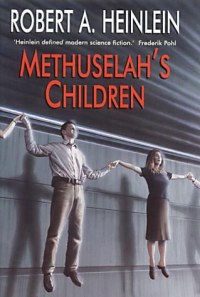 Heinlein Methuselah cover
