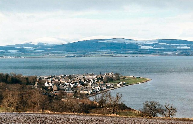 Cromarty and Cromarty Firth