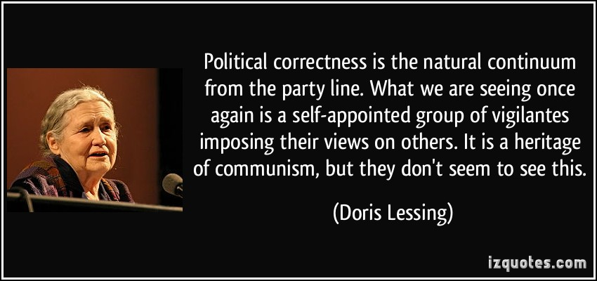 Doris Lessing quote