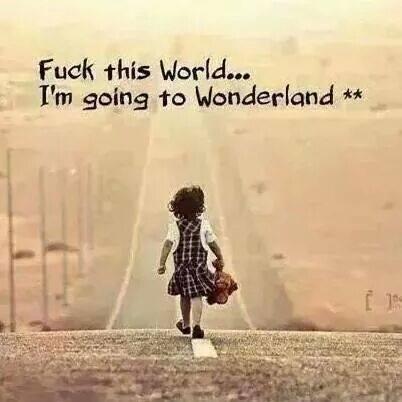 F this world