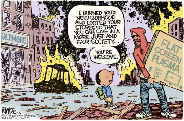 democratic-riots