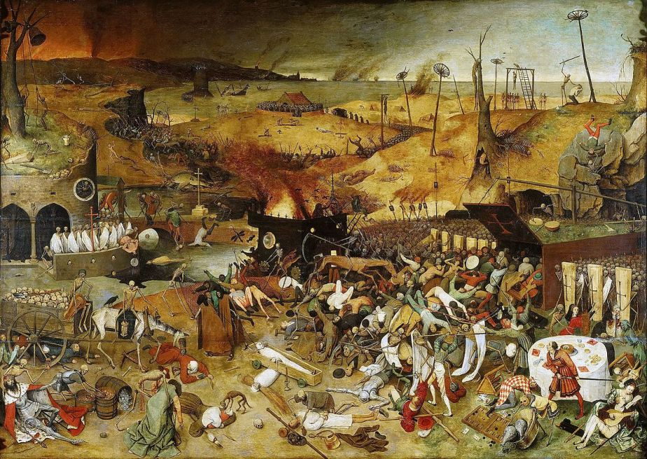 Plague and Pestilence inBrittany
